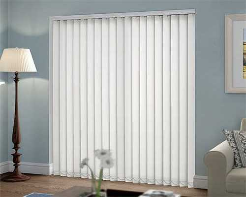 Vertical blinds alterations