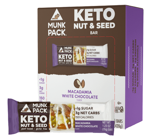 7 Reasons to Start with Perfect Keto Bars